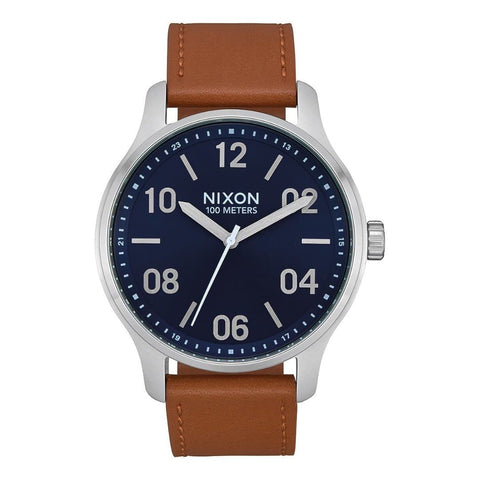 Nixon Patrol Leather
