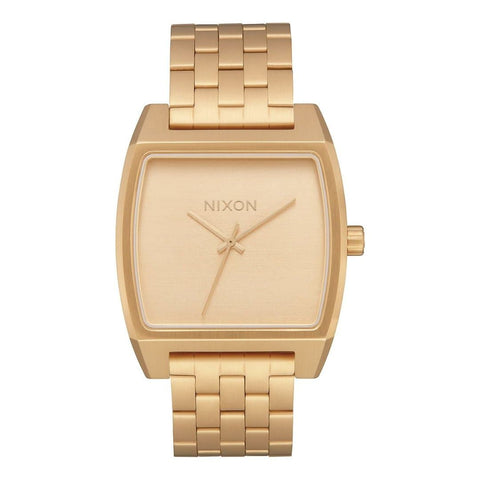 Nixon Time Tracker All Gold