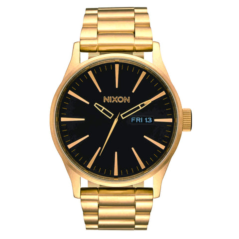 Nixon Sentry SS All Gold/Black