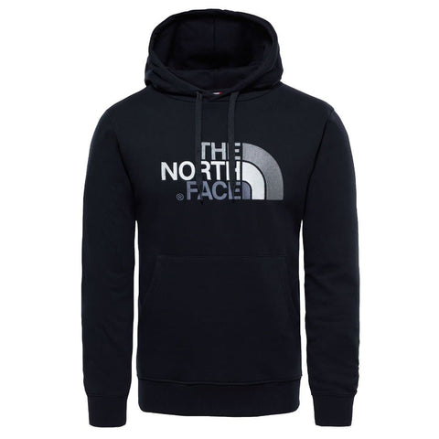 The North Face Drew Peak Pullover Hoodie Black