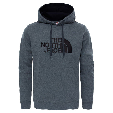 The North Face Drew Peak Pullover Hoodie Grey