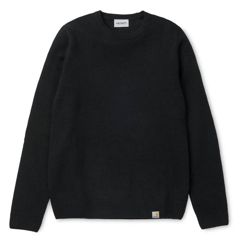 Carhartt WIP Allen Sweater Black