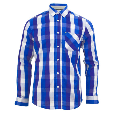 Bench Marelle E Shirt Navy/Blue/White