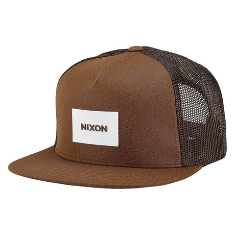 Nixon Team Trucker Oak