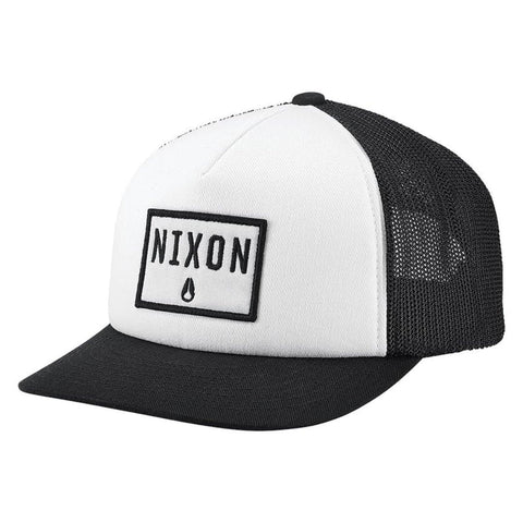 Nixon Bend Trucker Black