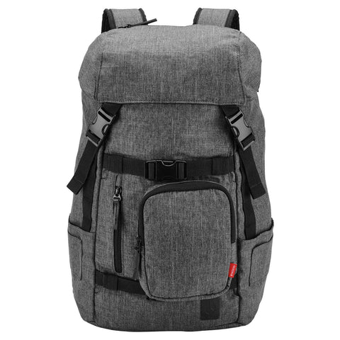 Nixon Landlock 30L Charcoal Heather