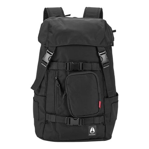 Nixon Landlock 20L Backpack All Black Nylon
