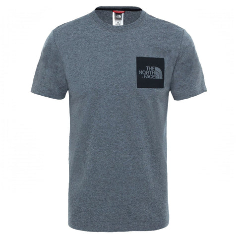 The North Face Fine T-Shirt Grey