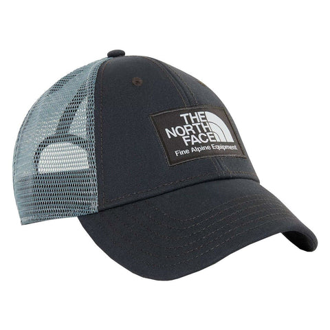 The North Face Mudder Trucker Hat Asphalt Grey