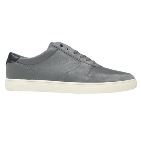 Clae Gregory SP Charcoal Tumbled Leather