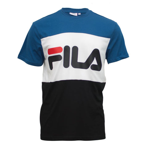 Fila Day T-Shirt Blue/White/Black