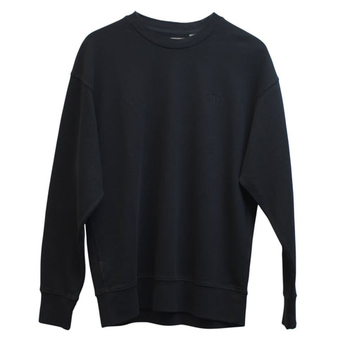 Levi's Authentic Logo Crewneck Sweat Preto Frente