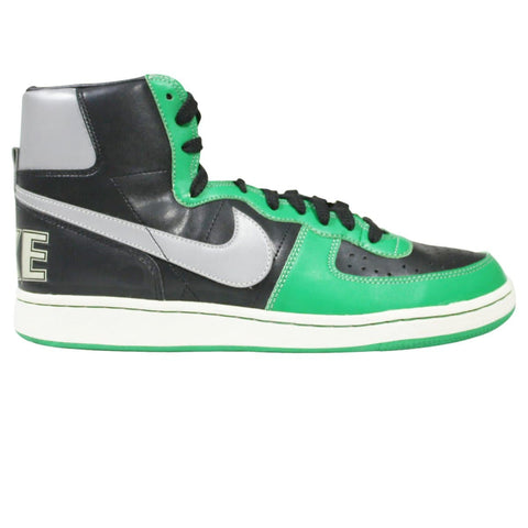 Nike Terminator High Basic Black/Metallic Silver/Lucky Green