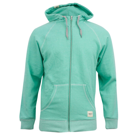 Wemoto Paul Full Zip Hoodie Green