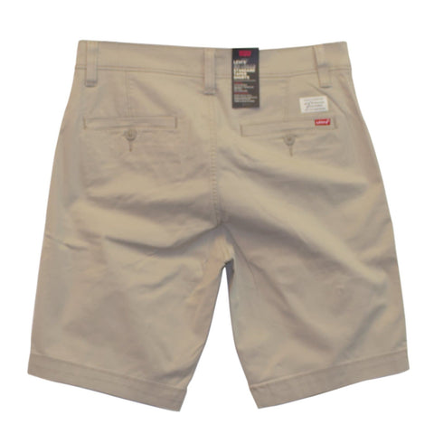 Levi's XX Chino Taper Short II True Chino Leather Tras