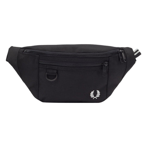 Fred Perry Textured Poly Crossbody Bag