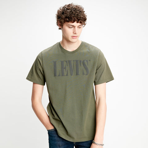 Levi's 90s Serif Logo Relaxed Graphic T-Shirt