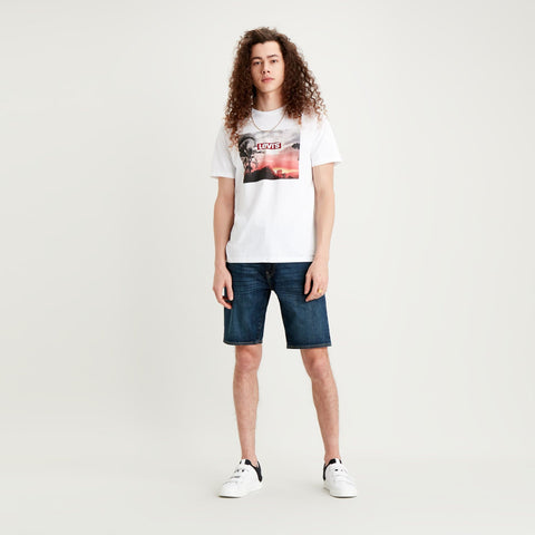 Levi's Graphic Crewneck T-Shirt