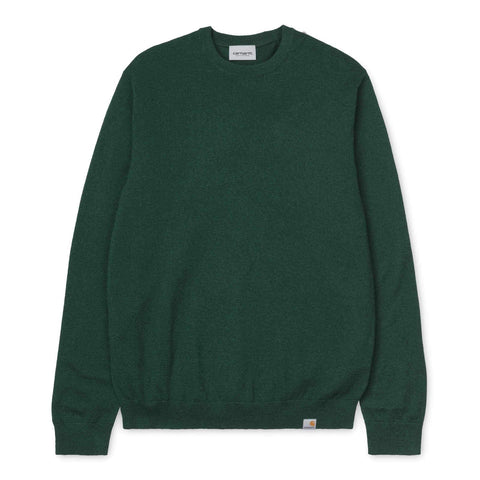 Carhartt WIP Playoff Sweater Dark Fir