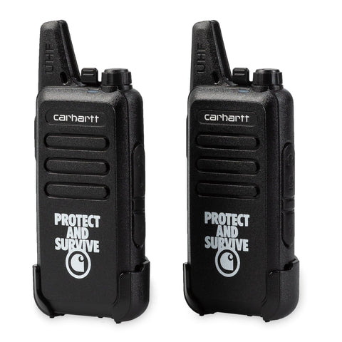 Carhartt WIP Protect & Survive Walkie Talkie
