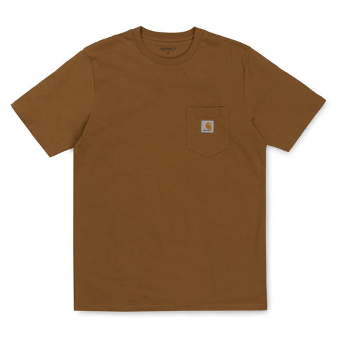 Carhartt Pocket T-Shirt Hamilton Brown