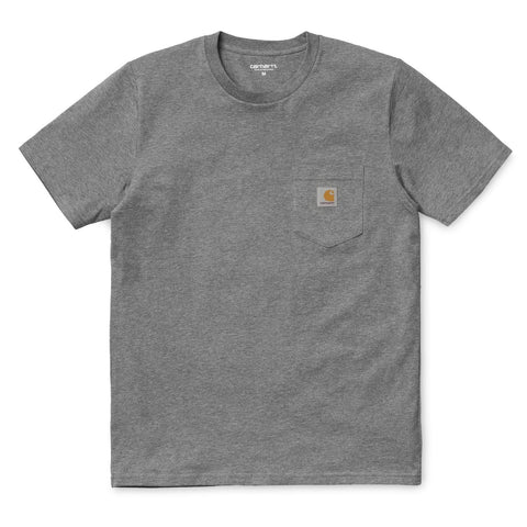Carhartt Pocket T-Shirt Dark Grey