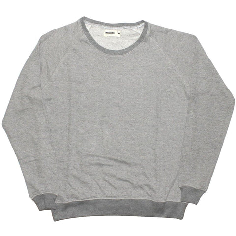 Wemoto Lee Sweat Heather Grey