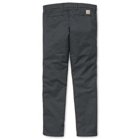 Carhartt Sid Pant Blacksmith Rinsed L32