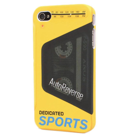 Dedicated Walkman Iphone 4/4S Case