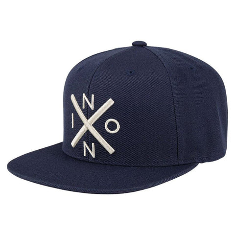 Nixon Exchange Snapback All Navy/Cream
