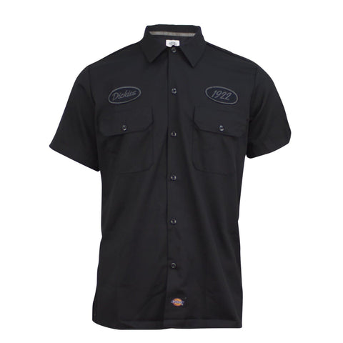 Dickies Rotonda West Shirt Black