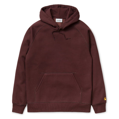 Carhartt Hooded Chase Sweat Damson