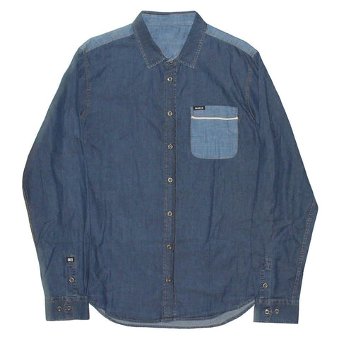 Makia Rope Shirt Blue