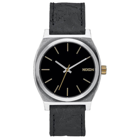 Nixon Time Teller Black/Brass