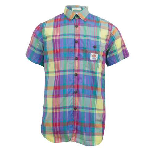 Franklin Marshall Hollywood Shirt Bright Checkered
