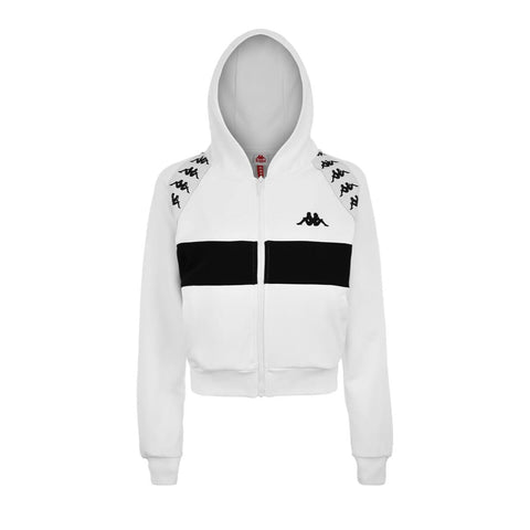 Kappa Bail 222 Banda Jacket White/Black