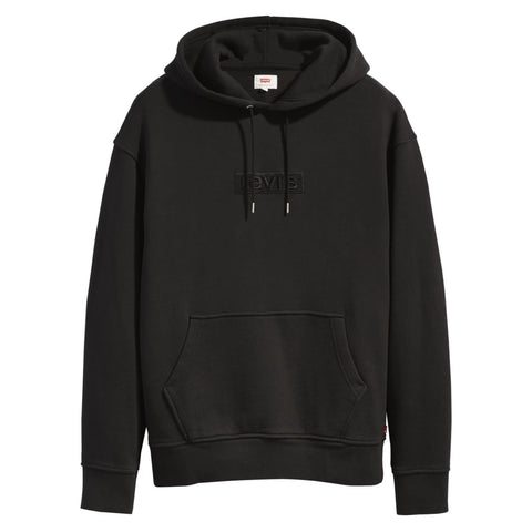Levi's Relaxed Graphic Hoodie Black