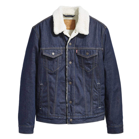 Levi's Type 3 Sherpa Trucker Jacket