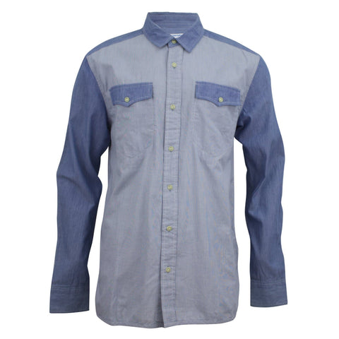 Supremebeing Nohgress Shirt Riveria Blue