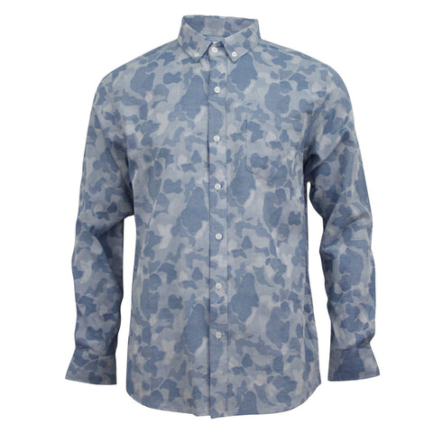 Wemoto Bonsai Shirt Lightblue