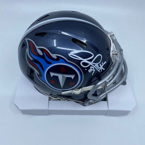 Jonnu Smith Signed Tennessee Titans Speed Mini-Helmet
