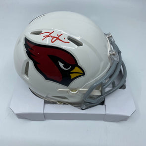 Isaiah Simmons Signed Arizona Cardinals Speed Mini-Helmet