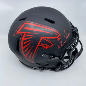 Matt Ryan Signed Atlanta Falcons Eclipse Authentic Helmet
