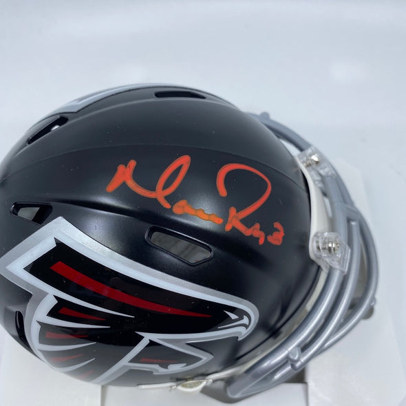 Matt Ryan Signed Atlanta Falcons Speed Mini-Helmet