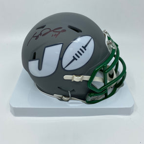 Sam Darnold Signed New York Jets Amp Mini-Helmet