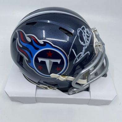 Derrick Henry Signed Tennessee Titans Speed Mini-Helmet