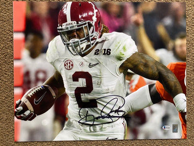 Derrick Henry Signed Alabama Crimson Tide 16x20 Photo