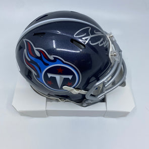 Ryan Tannehill Signed Tennessee Titans Speed Mini-Helmet