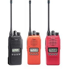 Icom IC41Pro Waterproof Handheld UHF CB