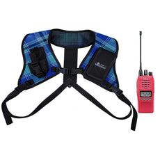 Icom IC-41PRO / Shoulder Harness Package